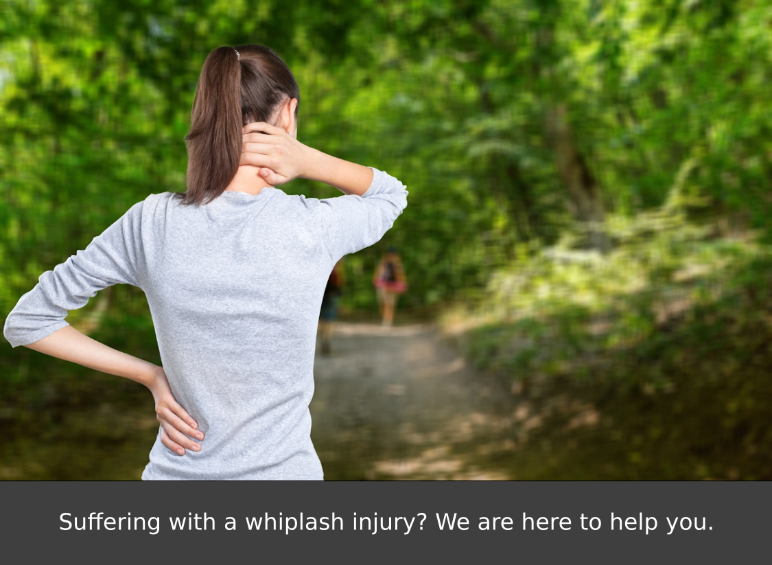 Whiplash Injury Treatment Edmonton